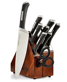 Calphalon Cutlery 10-Pc. Space-Saving Cutlery Set