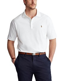 Polo Ralph Lauren Men's Big & Tall Classic-Fit Soft Touch Polo