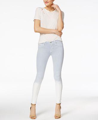 Hudson Jeans Nico Super Skinny Jeans - Jeans - Women - Macy's