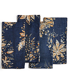 Bardwil Avignon 4-Pc. Napkin Set
