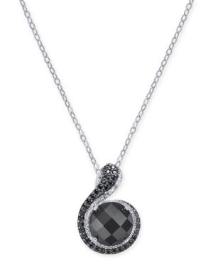 Onyx, Diamond (1/6 ct....