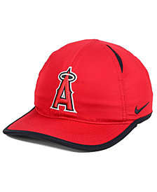 Nike Los Angeles Angels of Anaheim Dri-FIT Featherlight Adjustable Cap
