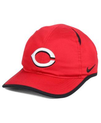bdaa96fc9e07a ... good nike cincinnati reds dri fit featherlight adjustable cap sports  fan shop by lids men macys