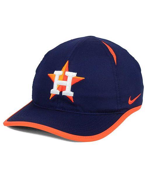 5a1d91343 Nike Houston Astros Dri-FIT Featherlight Adjustable Cap & Reviews ...