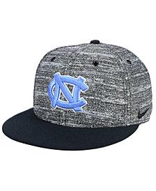 Nike North Carolina Tar Heels Col True Heathered Snapback Cap