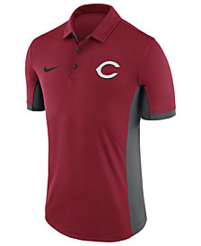 Nike Men's Cincinnati Reds Franchise Polo