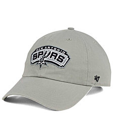 '47 Brand San Antonio Spurs CLEAN UP Cap