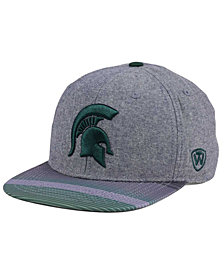 Top of the World Michigan State Spartans Tarnesh Snapback Cap