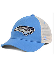 Zephyr North Carolina Tar Heels Roadtrip Patch Mesh Cap