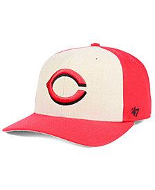 '47 Brand Cincinnati Reds Inductor MVP Cap