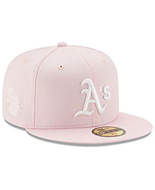 New Era Oakland Athletics C-Dub Patch 59FIFTY Cap