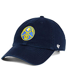 '47 Brand Denver Nuggets Clean Up Cap