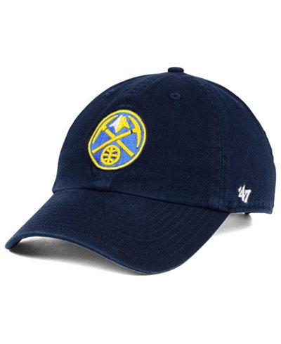 '47 Brand Denver Nuggets Clean Up Cap