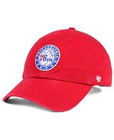 Philadelphia 76ers Clean Up Cap