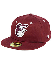 New Era Baltimore Orioles Pantone Collection 59FIFTY Cap