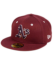 New Era Oakland Athletics Pantone Collection 59FIFTY Cap
