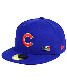 New Era Chicago Cubs Metal Man 59FIFTY Cap