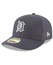 New Era Detroit Tigers Diamond Era Spring Training Low Profile 59FIFTY Fitted Cap