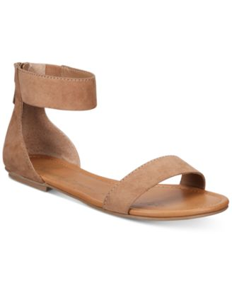 Image of American Rag Keley Two-Piece Flat Sandals, Created for Macy's
