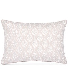 "Wisteria Falls 12"" x 18"" Decorative Pillow"