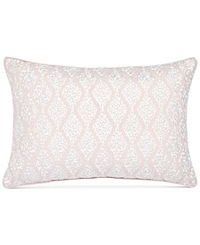 "Sanderson Wisteria Falls 12"" x 18"" Decorative Pillow"