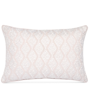 "Image of Sanderson Wisteria Falls 12"" x 18"" Decorative Pillow Bedding"