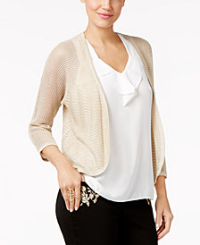 Thalia Sodi Illusion Cardigan, Created for Macy's