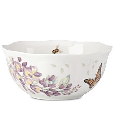 Lenox Butterfly Meadow Ice Cream Bowl