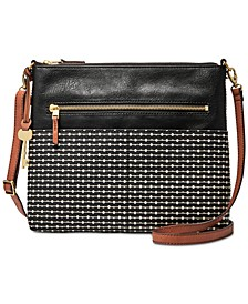 Fiona Printed Medium Crossbody