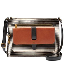 Kinley Medium Printed Crossbody