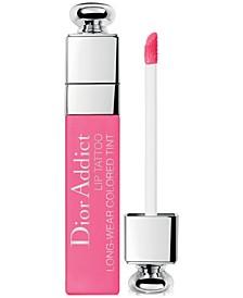Dior Addict Lip Tattoo Colored Tint, 0.2 oz