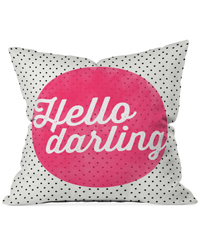 Deny Designs Allyson Johnson Hello Darling Dots 16