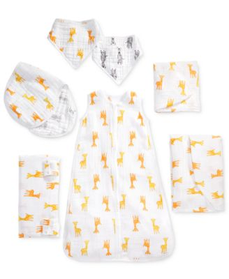 This Item Is Part Of The Aden By Anais Baby Boys Girls Giraffe Print Collection
