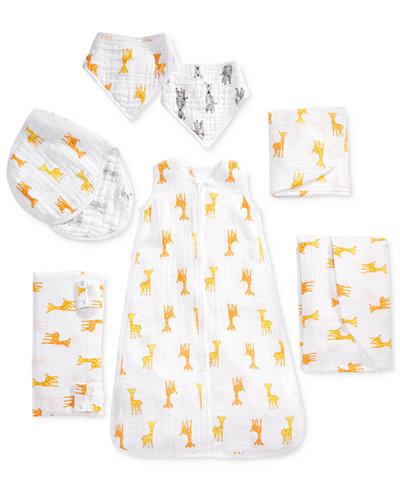 aden by aden + anais Giraffe-Print Collection, Baby Boys & Girls