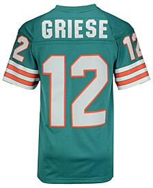 Men's Bob Griese Miami Dolphins Replica Throwback Jersey