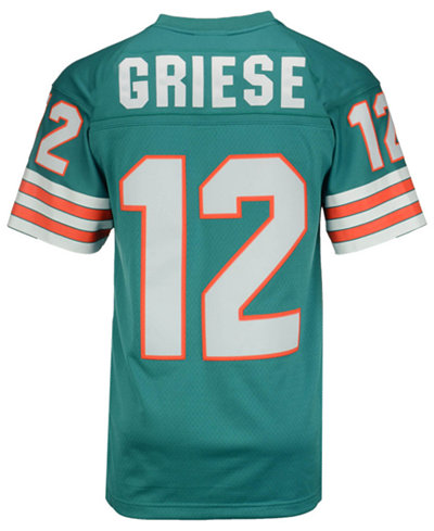 6696d05d new zealand limited bob griese jersey miami dolphins 12 alternate ...