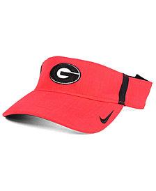 Nike Georgia Bulldogs Sideline Aero Visor