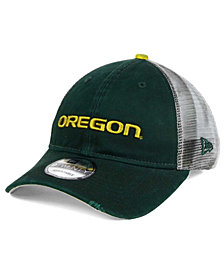 New Era Oregon Ducks Team Rustic 9TWENTY Cap