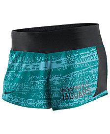 Nike Women's Jacksonville Jaguars Printed Crew Shorts