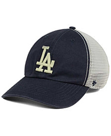 '47 Brand Los Angeles Dodgers Griffin CLOSER Cap