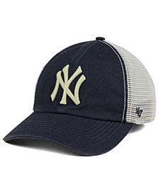 '47 Brand New York Yankees Griffin CLOSER Cap