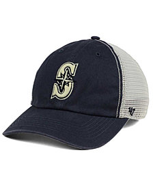 buy online cadd0 9a9ea  47 Brand Seattle Mariners Griffin CLOSER Cap ·