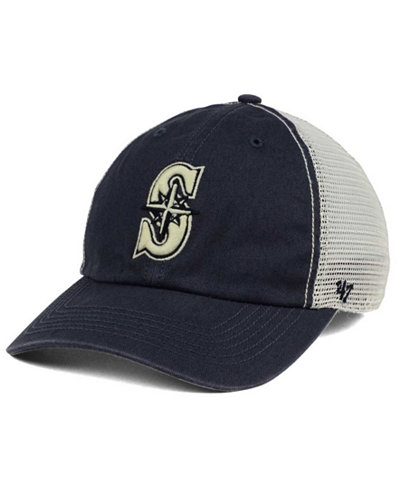 '47 Brand Seattle Mariners Griffin CLOSER Cap