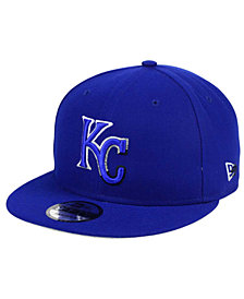 New Era Kansas City Royals Color Dim 9FIFTY Snapback Cap