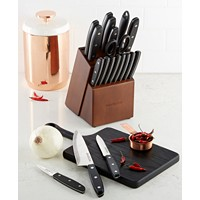 Macys deals on Tools of the Trade 20-Pc Cutlery Set