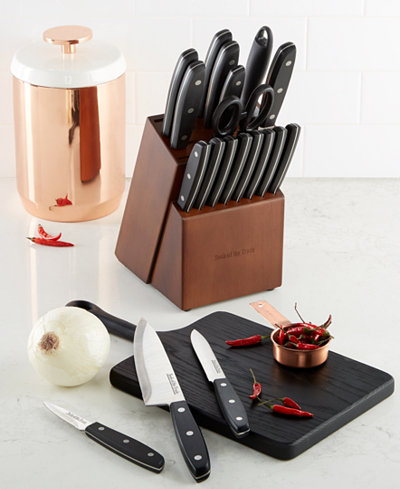 Tools Of The Trade 20 Pc Cutlery Set Created For Macy S
