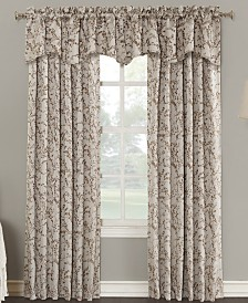 Sun Zero Kalanie Floral Blackout Lined Back-Tab Window Treatment Collection