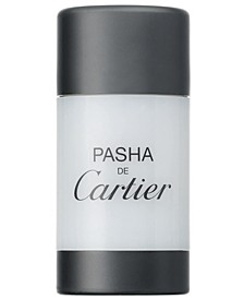 Men's Pasha de Cartier Deodorant Stick, 2.5 oz.