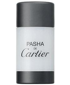 Cartier Men's Pasha de Cartier Deodorant Stick, 2.5 oz.