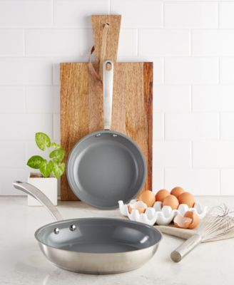 2-Pc. Fry Pan Set, Created for Macy's